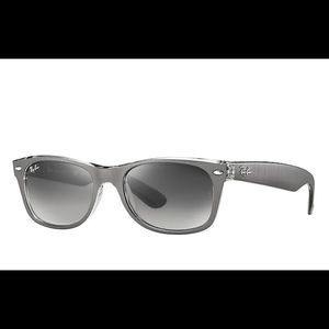 8c13d6a8d6 Ray Ban Accessories - Ray Ban New Wayfarer Color Mix Grey Sunglasses